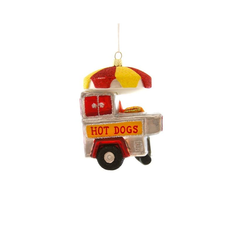 Hot Dog Stand Ornament