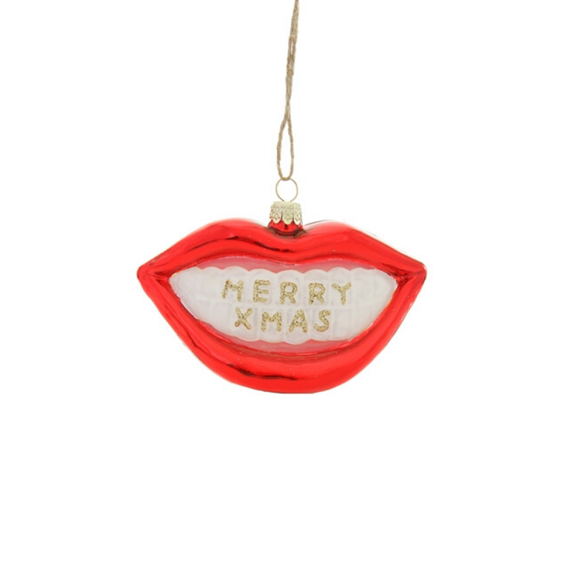 Merry Christmas Grills Ornament
