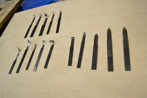 Wood Carving Knife Blades