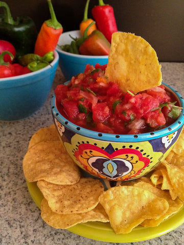 The Salsa Recipe