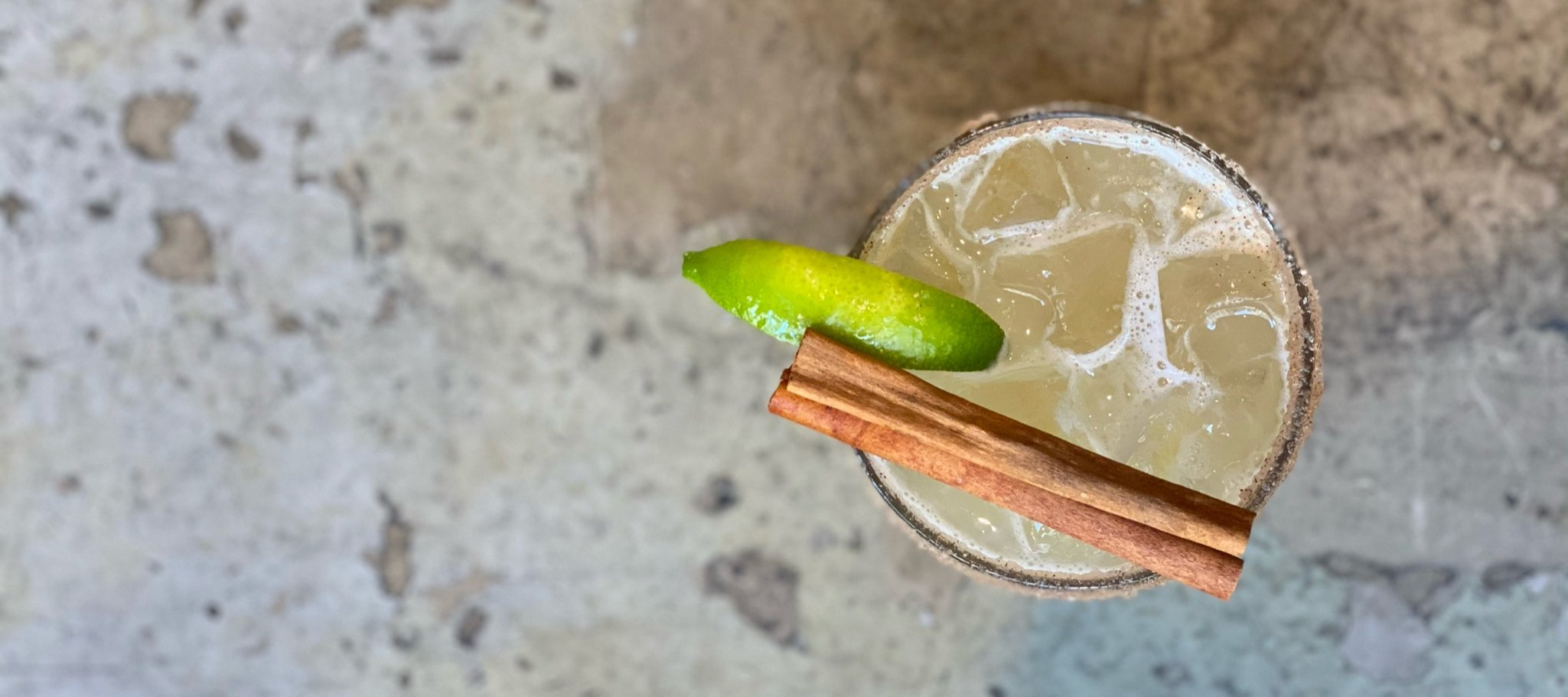 SEASONAL SPICED MARG