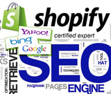 Shopify Experts SEO Package STANDARD - Clovis Webmasters