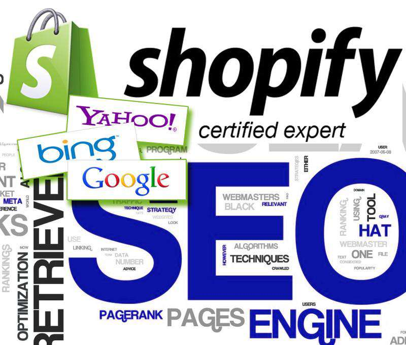 Shopify Experts SEO Package PREMIUM - Clovis Webmasters