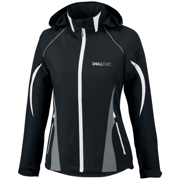 Ladies Impact Active Lite Colorblock Jacket