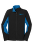 Port Authority Ladies Core Colorblock Soft Shell Jacket. ...