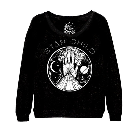 STAR CHILD RAGLAN