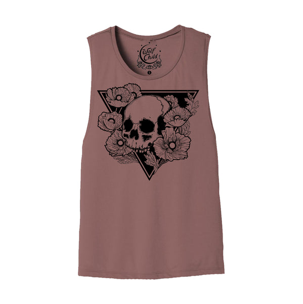 HEREAFTER FLOWY Muscle Tank