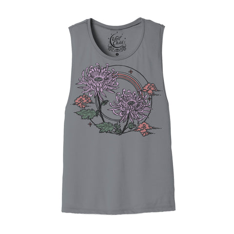 RevivaL Flowy Muscle Tank