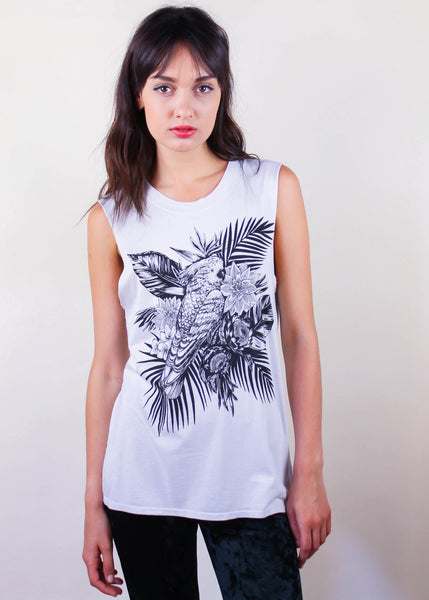 Tropical Trip Muscle Tank