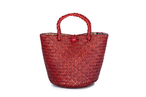 Zinnia Bag (dark red)