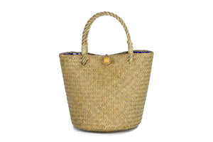 Zinnia Bag (light straw)