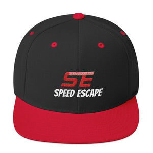 Speed Escape Snapback Hat