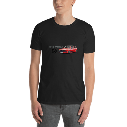 Short-Sleeve VDub Nation T-Shirt. 5 Entries