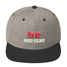 Load image into Gallery viewer, Speed Escape Snapback Hat