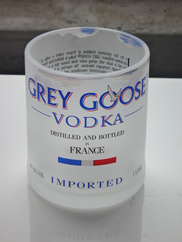 Grey Goose Tumbler Drinking Glass