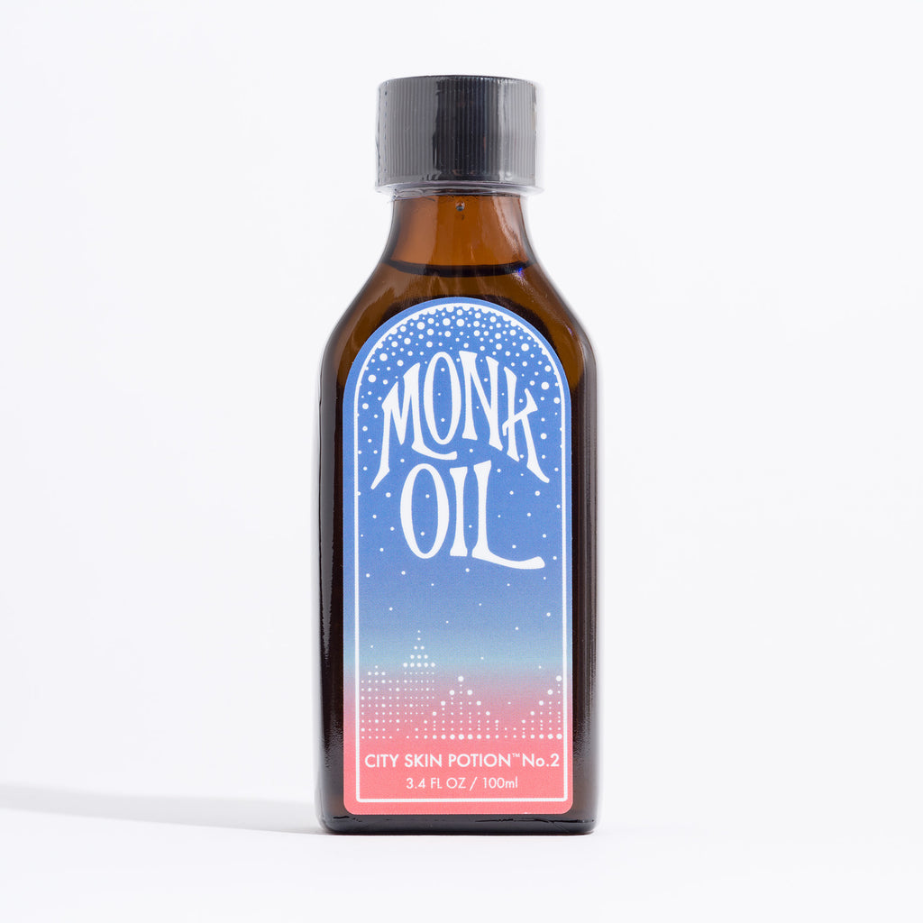 Monk Oil - Potion No. 2