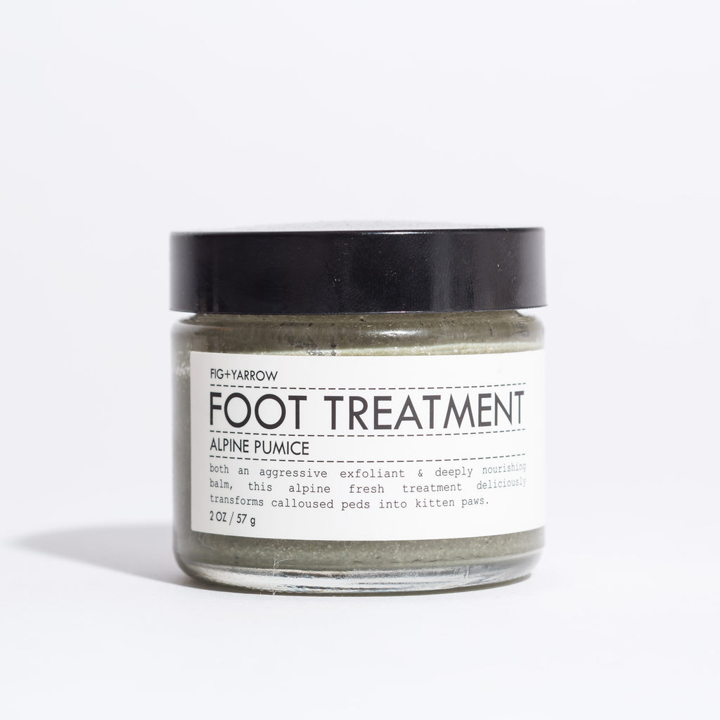 Fig & Yarrow Foot Treatment
