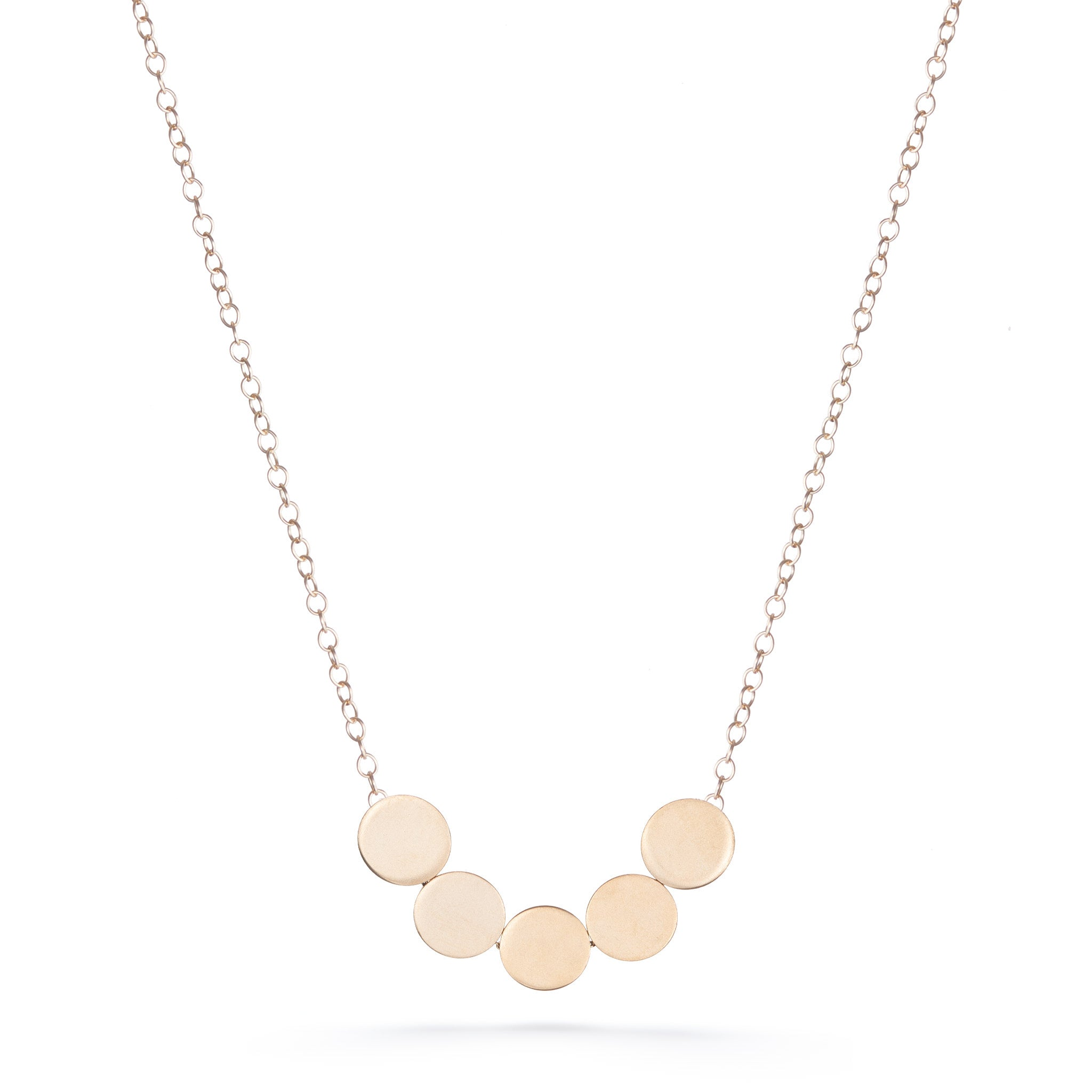 5 Dots Necklace