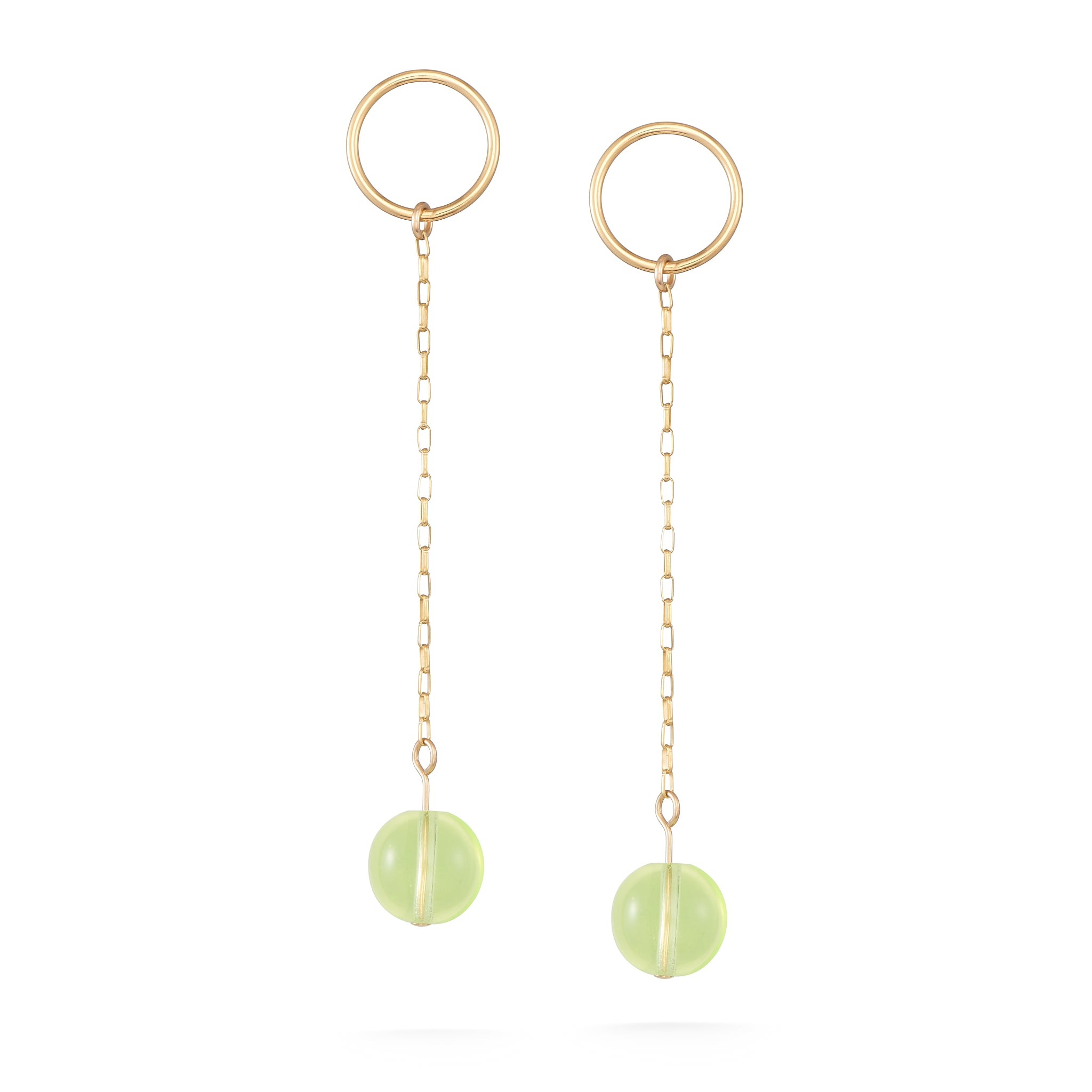 Areca Earrings