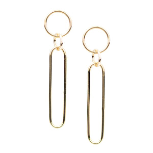 Copula Earrings