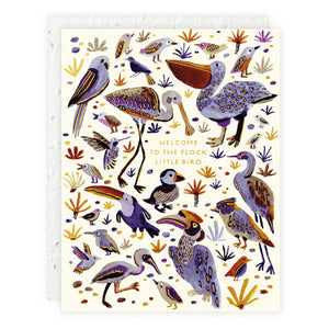 Little Bird Card