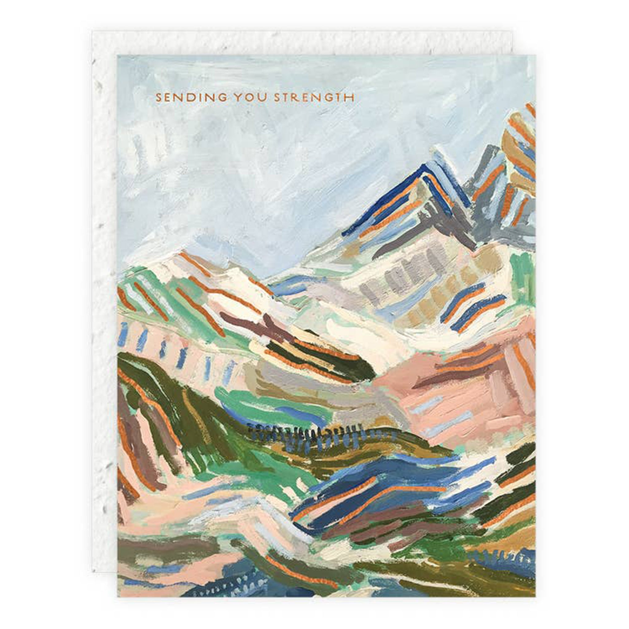 Mountainscapes Card