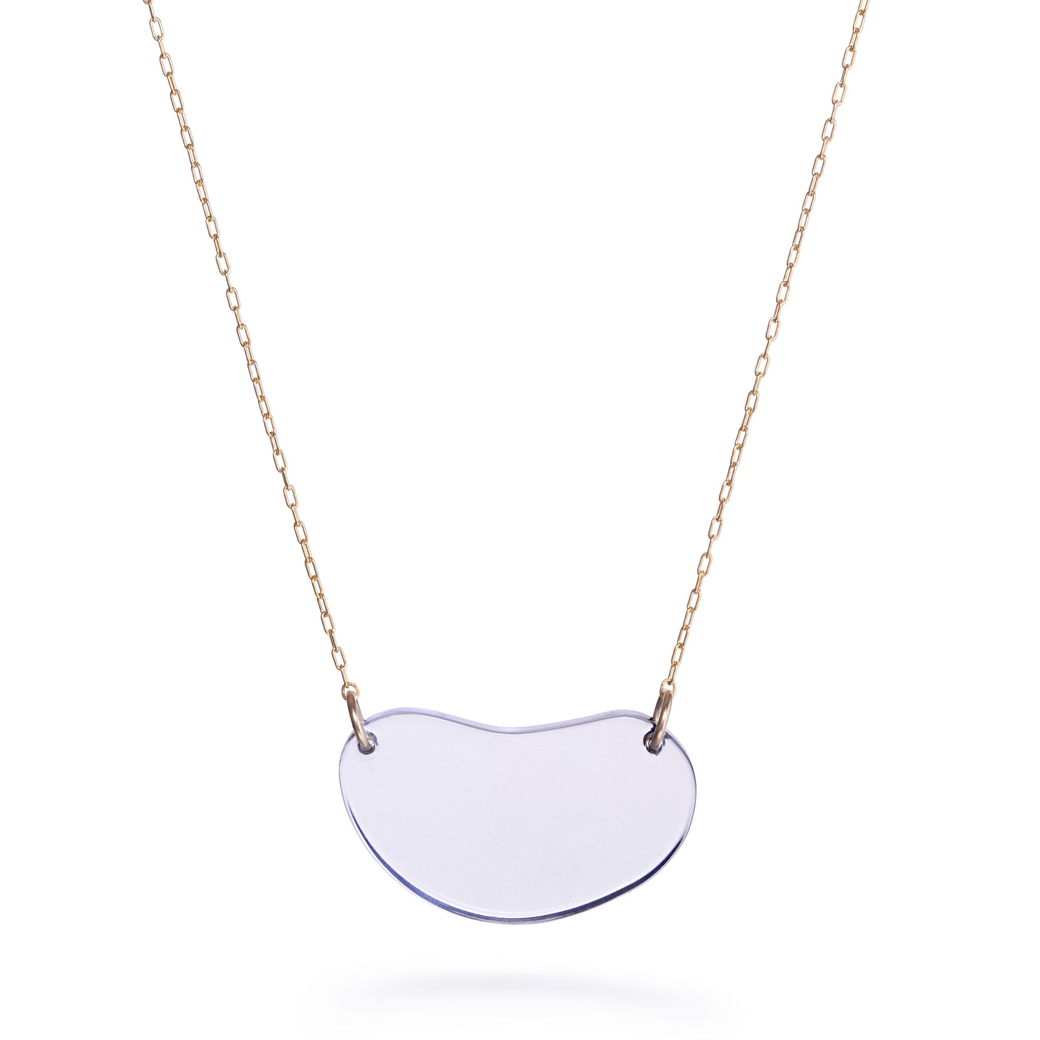 Zuki Necklace - Clear