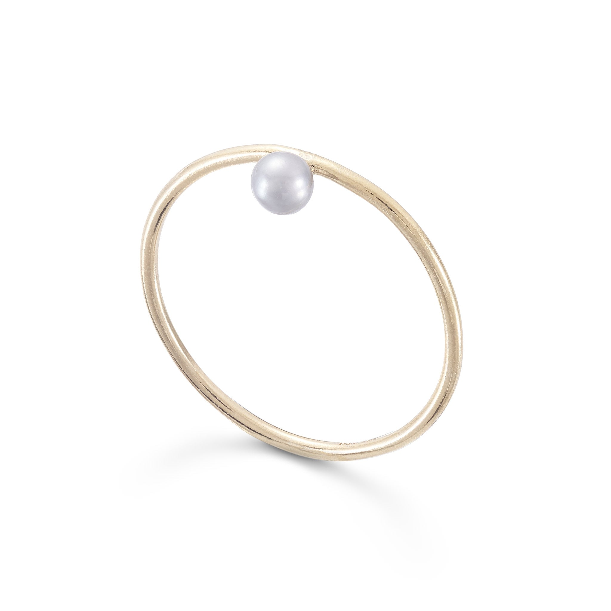Ballerina Ring - Grey