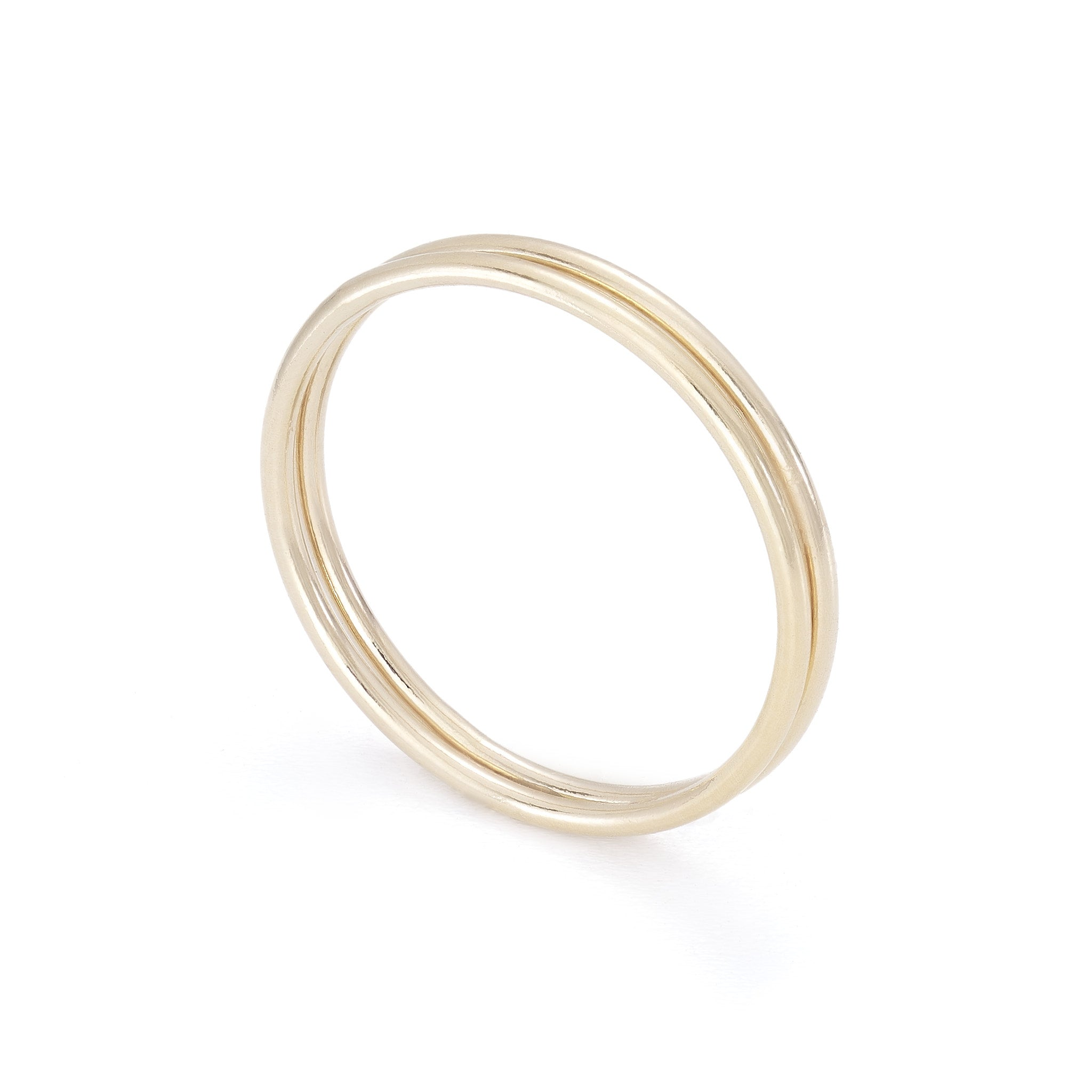 Stacking Rings - Gold