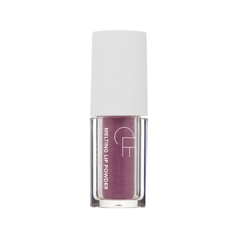Melting Lip Powder - Plum Medium
