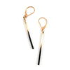 Burnt Matchstick Earrings