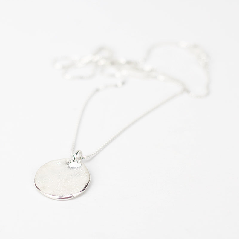 Silver Cache Necklace - Large