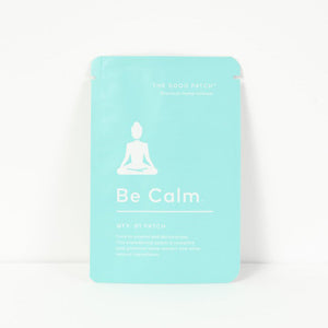 Be Calm Patch