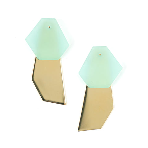 Floe Earrings