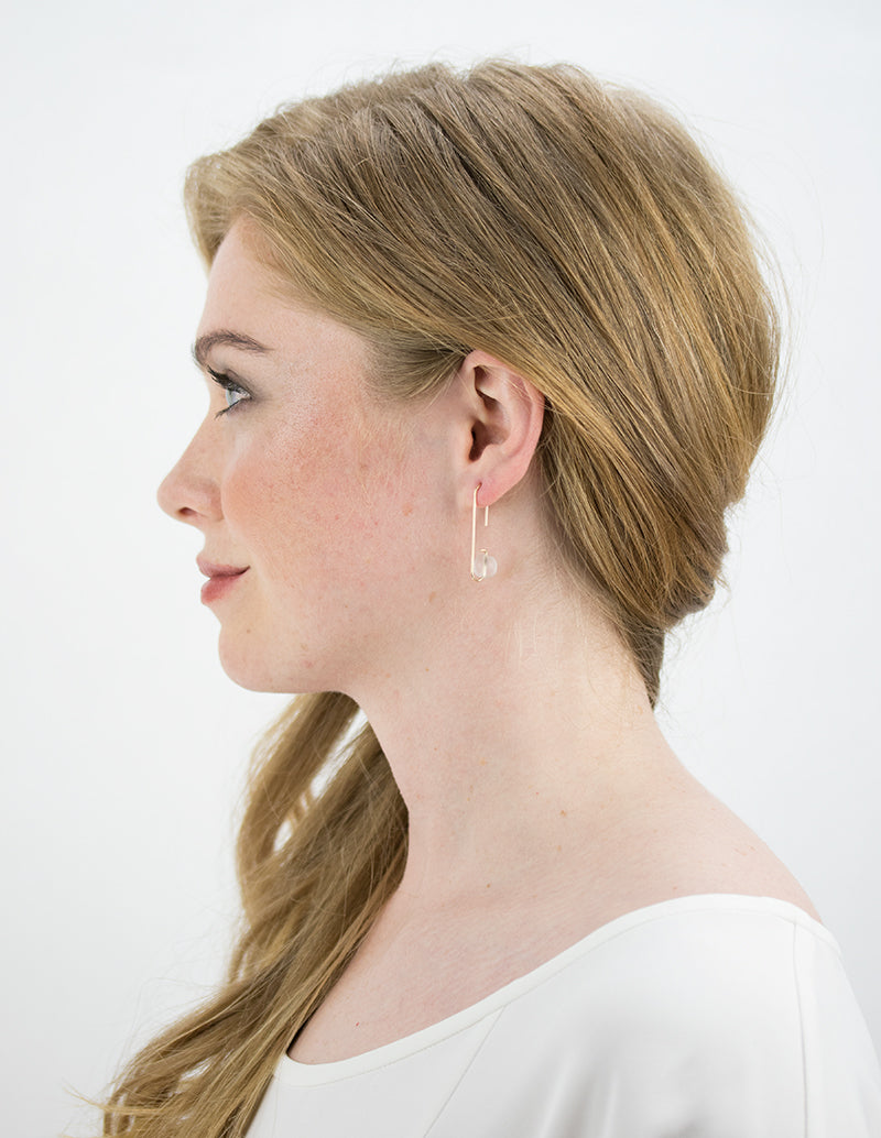 Lure Earrings - Frost