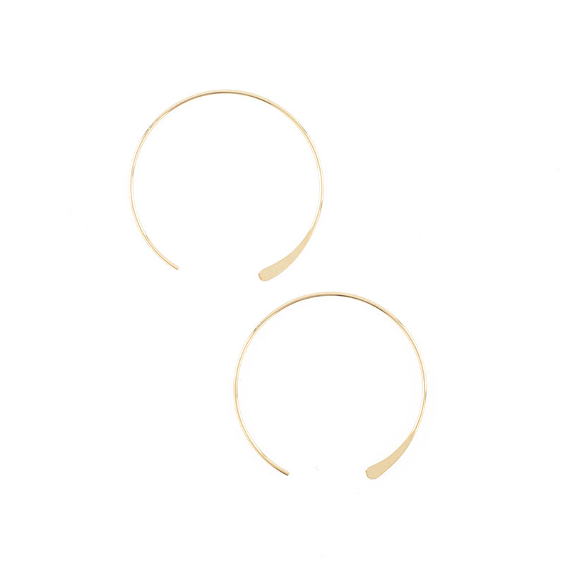 Luna Hoops - Medium