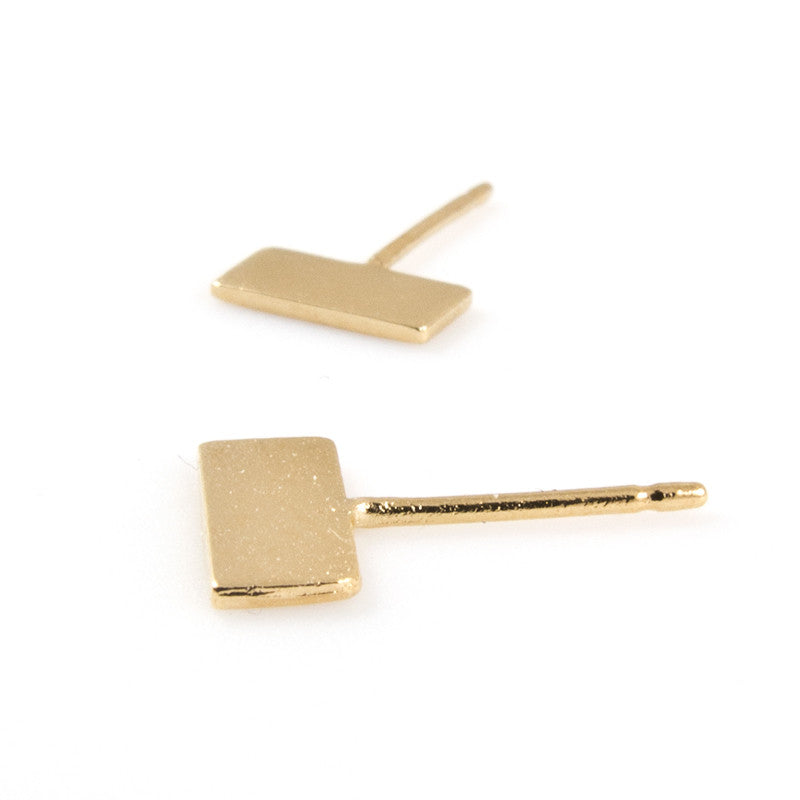 Perpendicular Rectangle Studs