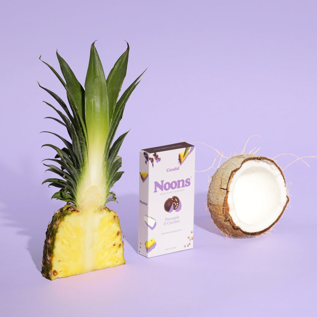 Noons - Pineapple & Coconut