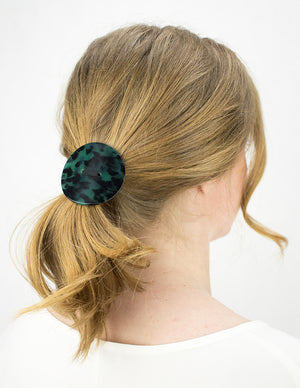 Pinto Hairband - Green Tort