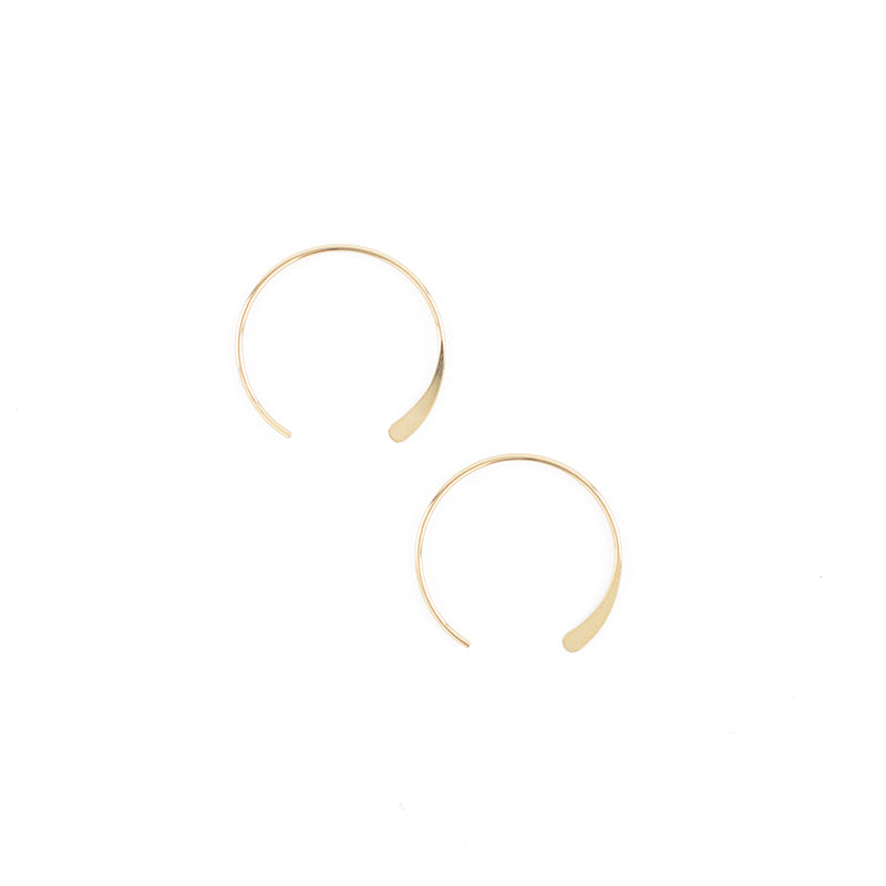 Luna Hoops - Small