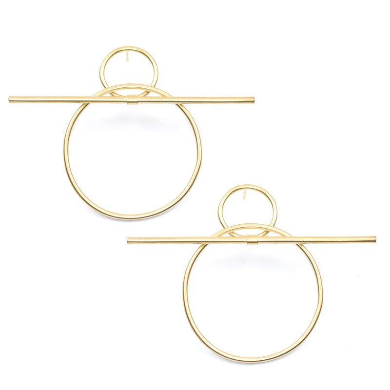 Venn Earrings