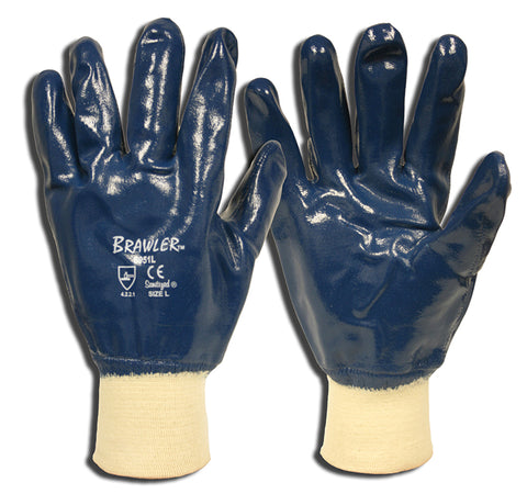 Brawler™ Supported Nitrile Glove