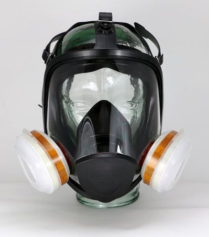Silicone Full Face Respirators