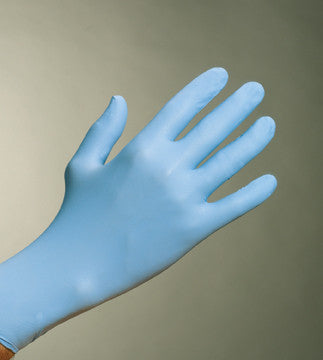 4.5 Mil Nitrile Gloves Industrial Grade - Powder-Free Blue