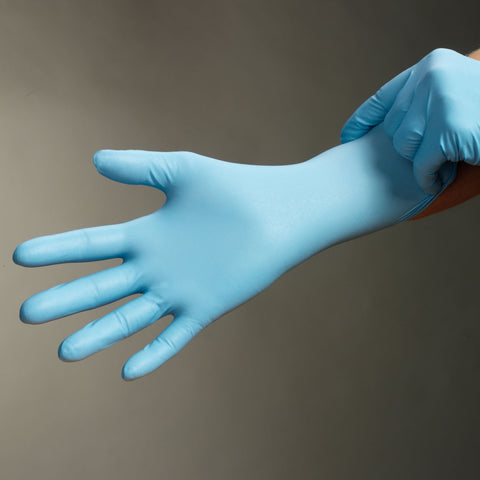 Nitrile Exam Gloves (3 MIL)