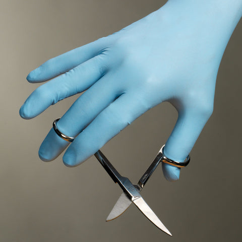 Nitrile Exam Gloves (3.0 MIL)