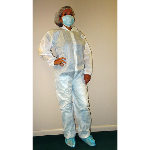 Heavy Duty SMS Coverall (55 gram)