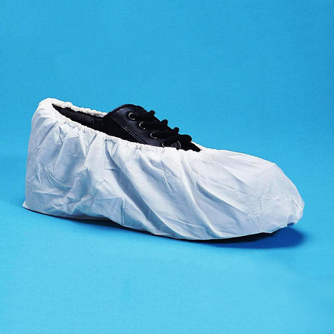Heavy Duty Cross-Linked Polyethylene Shoe Cover
