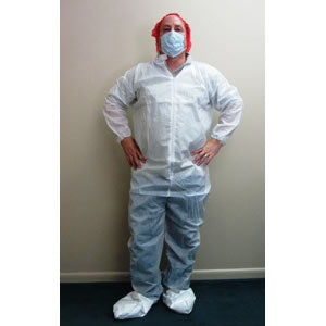 SMS Coverall (40 gram)