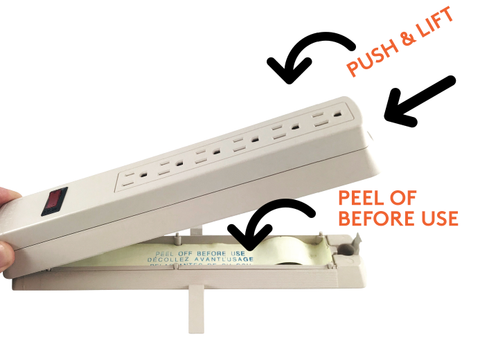 Bed Bug Surge Protector